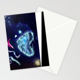 ABYSSAL FISH Stationery Cards