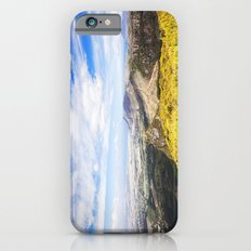 View of Silvermine and False Bay Slim Case iPhone 6s