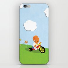 SW Kids - Big Wheel Ackbar iPhone & iPod Skin