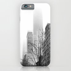 NYC in Fog iPhone 6s Slim Case