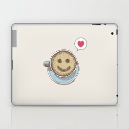 Coffee Love Laptop & iPad Skin