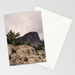 DARK SIDE OF TABLE MOUNTAIN Stationery Cards
