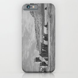 Iona Abbey, Isle of Iona, Scotland iPhone Case