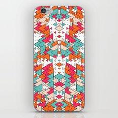 Chaotic Triangle Balance iPhone & iPod Skin