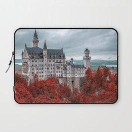 Breathtakingly Beautiful Fairytale Neuschwanstein Castle Schwangau Bavaria Germany Europe Ultra HD Laptop Sleeve