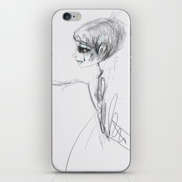 sofisofea iPhone Skin