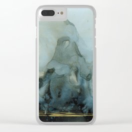 And so I rise Clear iPhone Case