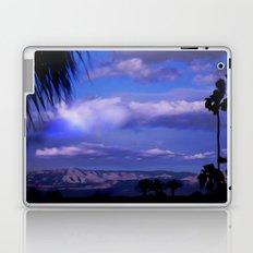 SUNDOWN IN PALM SPRINGS Laptop & iPad Skin