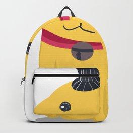 Cute Cartoon Dog Backpack