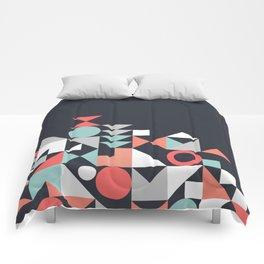 Modern Geometric 30 Comforters