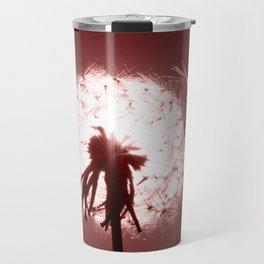 Dandelion 3 Travel Mug