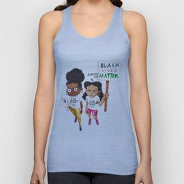Say Her Name Unisex Tank Top