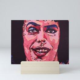 Frank N Furter Mini Art Print