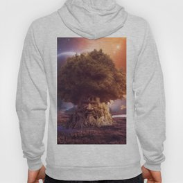 The Cosmic Tree  Hoody
