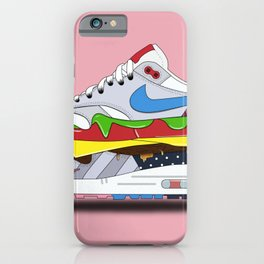 AirMax Parra Burger McNike  iPhone Case