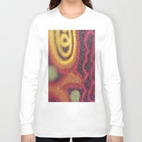 stained glass Long Sleeve T-shirts featuring Stained Glass by Stephen Linhart