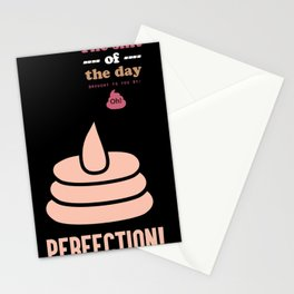 """""""oh shit"""" Stationery Cards"""