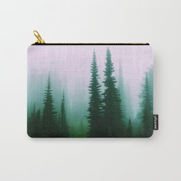 Woodland Fog Carry-All Pouch