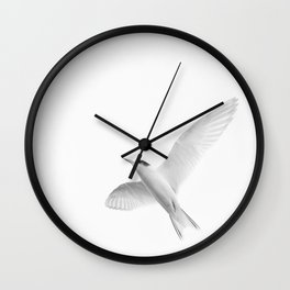 Arctic Tern Wall Clock