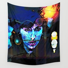 Stars and Boulevards Wall Tapestry