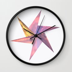 Cloudscape II Wall Clock