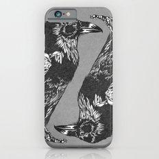 Raven Grey iPhone 6s Slim Case