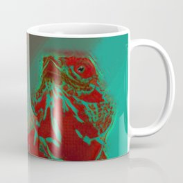 Goanna Coffee Mug