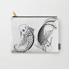 Pisces koi Carry-All Pouch