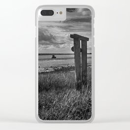 At Harty Ferry Clear iPhone Case