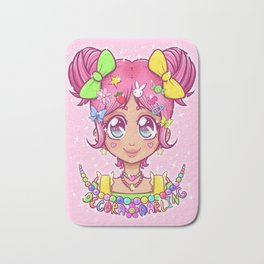 Decora Darling Bath Mat