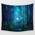 magical path Tapestry by haroulita by society6