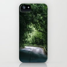 Driving the Hana Highway iPhone (5, 5s) Slim Case