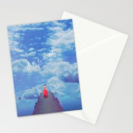 D R E A M Stationery Cards