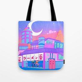 Ramen with Sensei Tote Bag