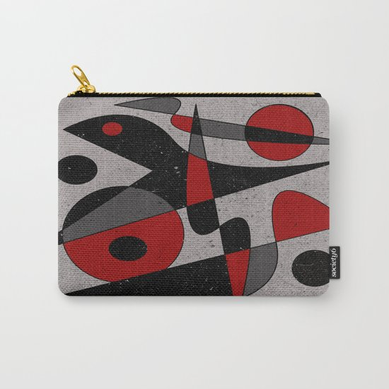 Abstract #110 Carry-All Pouch