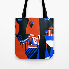 Missing Tooth Tote Bag