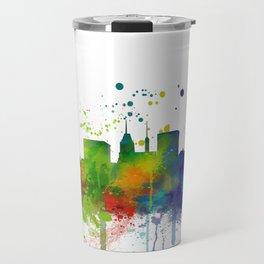 Baltimore Skyline Travel Mug