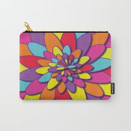 Many colors of spring Carry-All Pouch