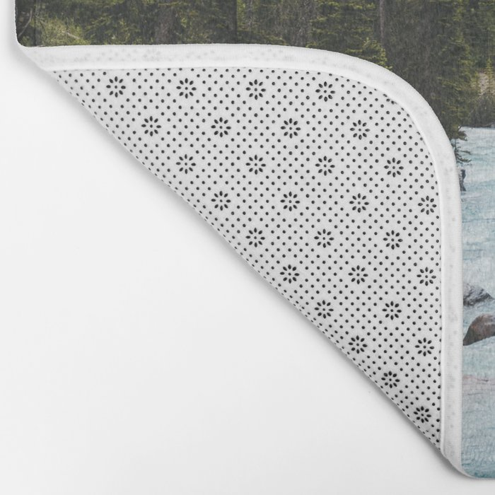 Marble Canyon, British Columbia Bath Mat