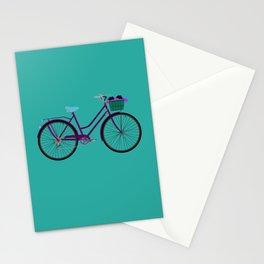 Vintage bike Stationery Cards