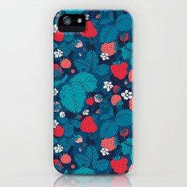 Very Strawberry iPhone Case