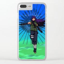 sinobi Clear iPhone Case