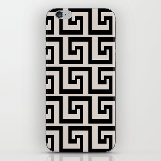 Greek Key iPhone & iPod Skin
