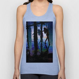 Just One More Step Unisex Tank Top