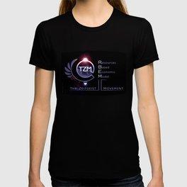 The Zeitgeist Movement - logo 2 T-shirt