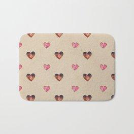 Valentine Vulvas Bath Mat