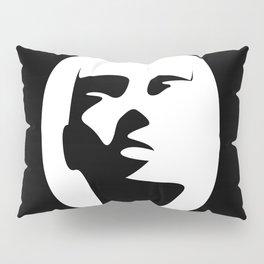 Woman - inside the O Pillow Sham