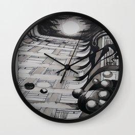 """""""Poirot"""" Wall Clock"""