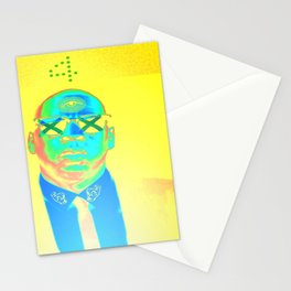 yellow gold Stationery Cards