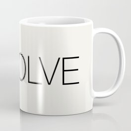 Resolve Coffee Mug